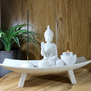 Buddhas, Monks, Ganesh